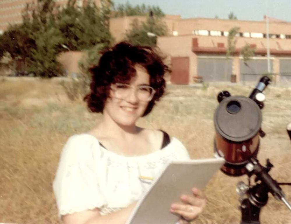 Adolescencia astronómica 1991