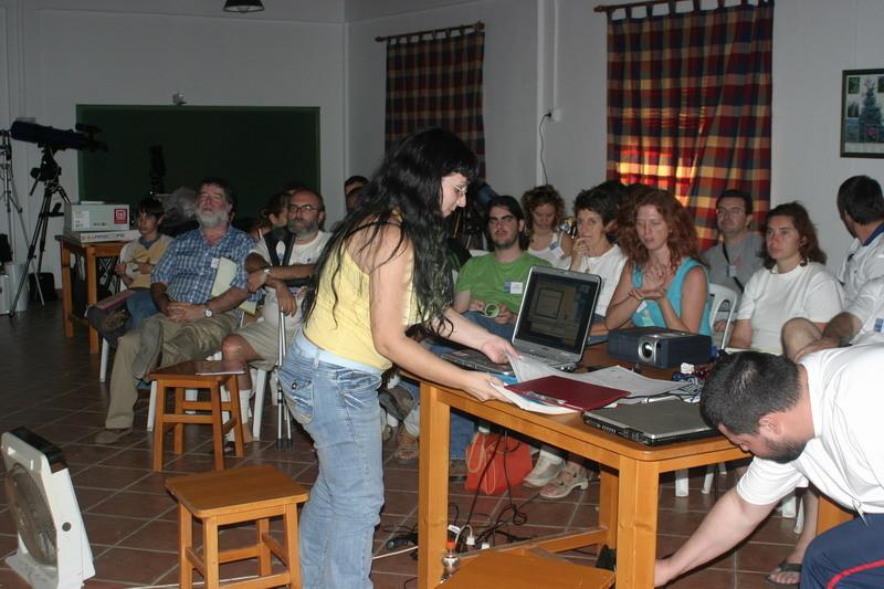 StarParty 2006, Cadiz