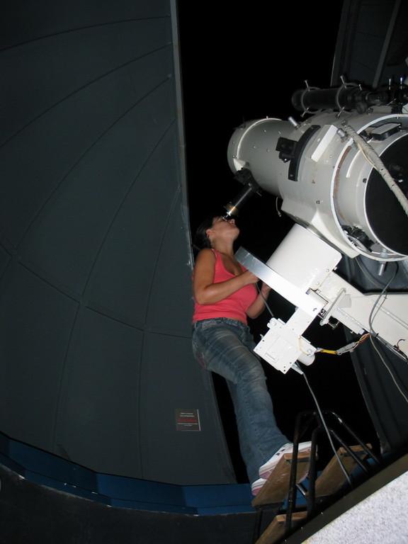 Telescopio T30, La Hita