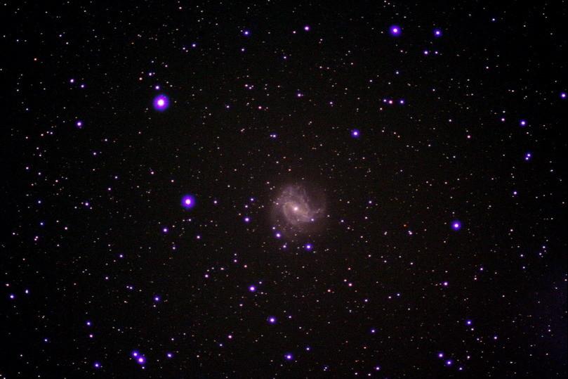 M83 desde Tacande