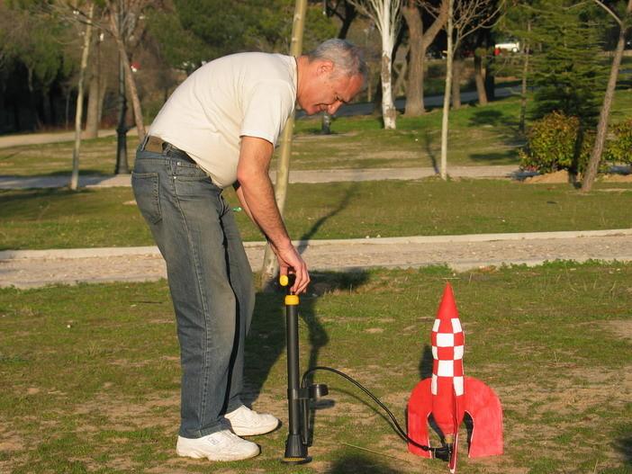 Lanzamiento de Tintin I