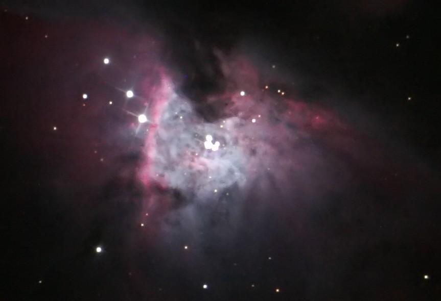 Trapecio, M42