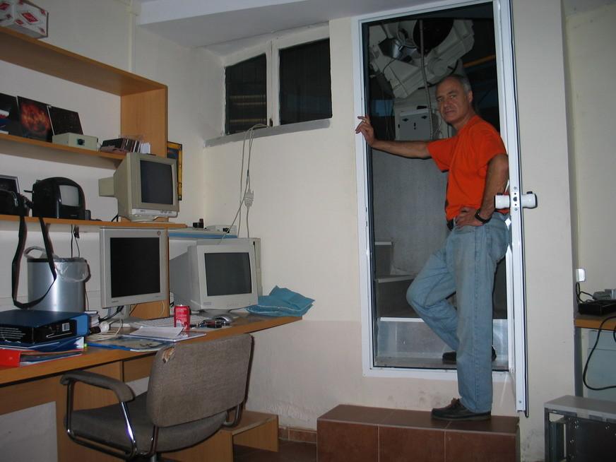 Sala Control T30, La Hita