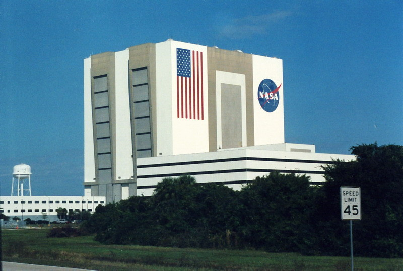 Edificio de ensamblaje, KSC, Florida