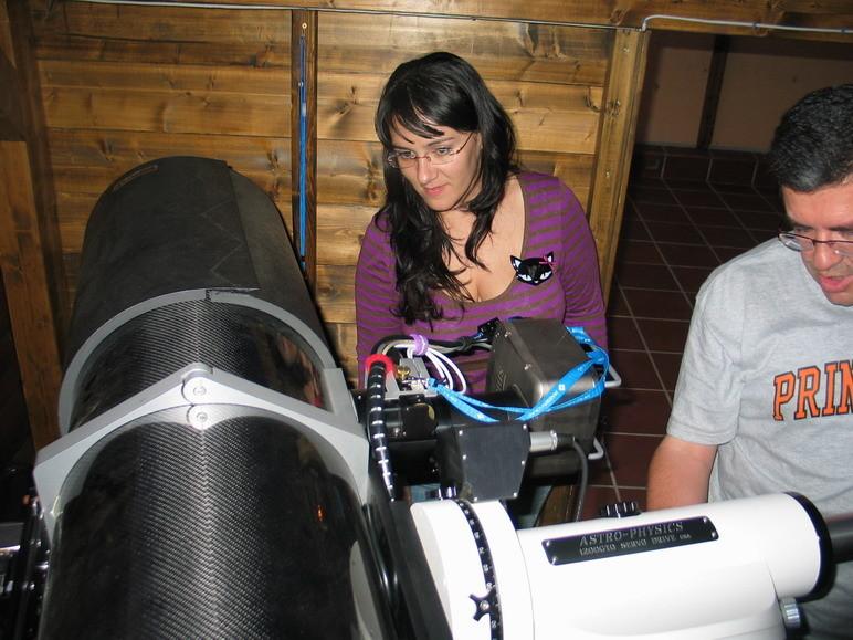 Observatorio Azor, Las Rozas