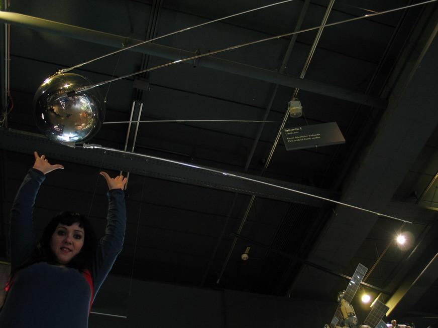 Sputnik, museo de Munich