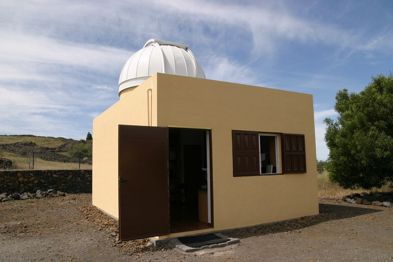 Observatorio de Tacande
