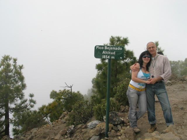 Subida al Bejenado, La Palma