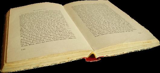 Buch freistellen
