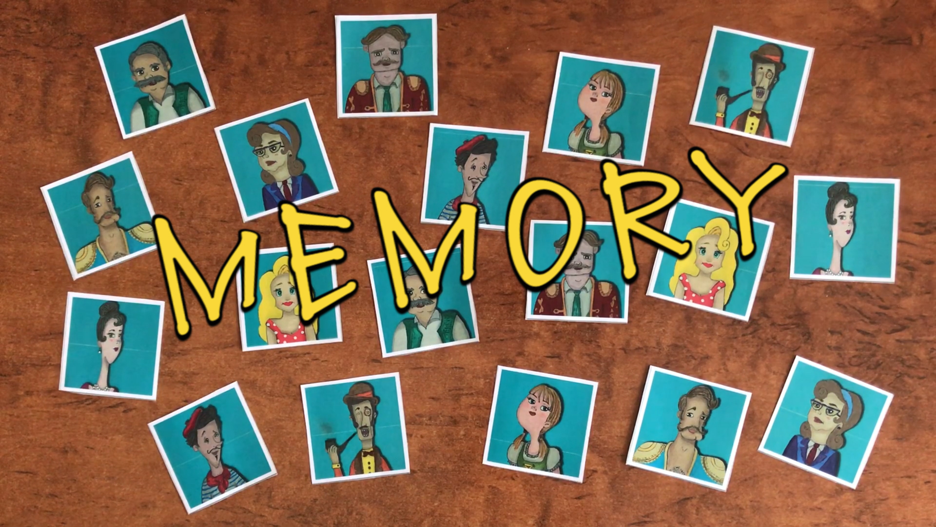 Memoryspiel