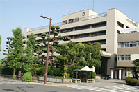 新居浜市役所庁舎