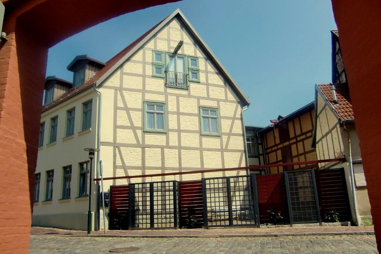 speicherhof plau am see ferienwohnungen in der mecklenburgischen. Black Bedroom Furniture Sets. Home Design Ideas