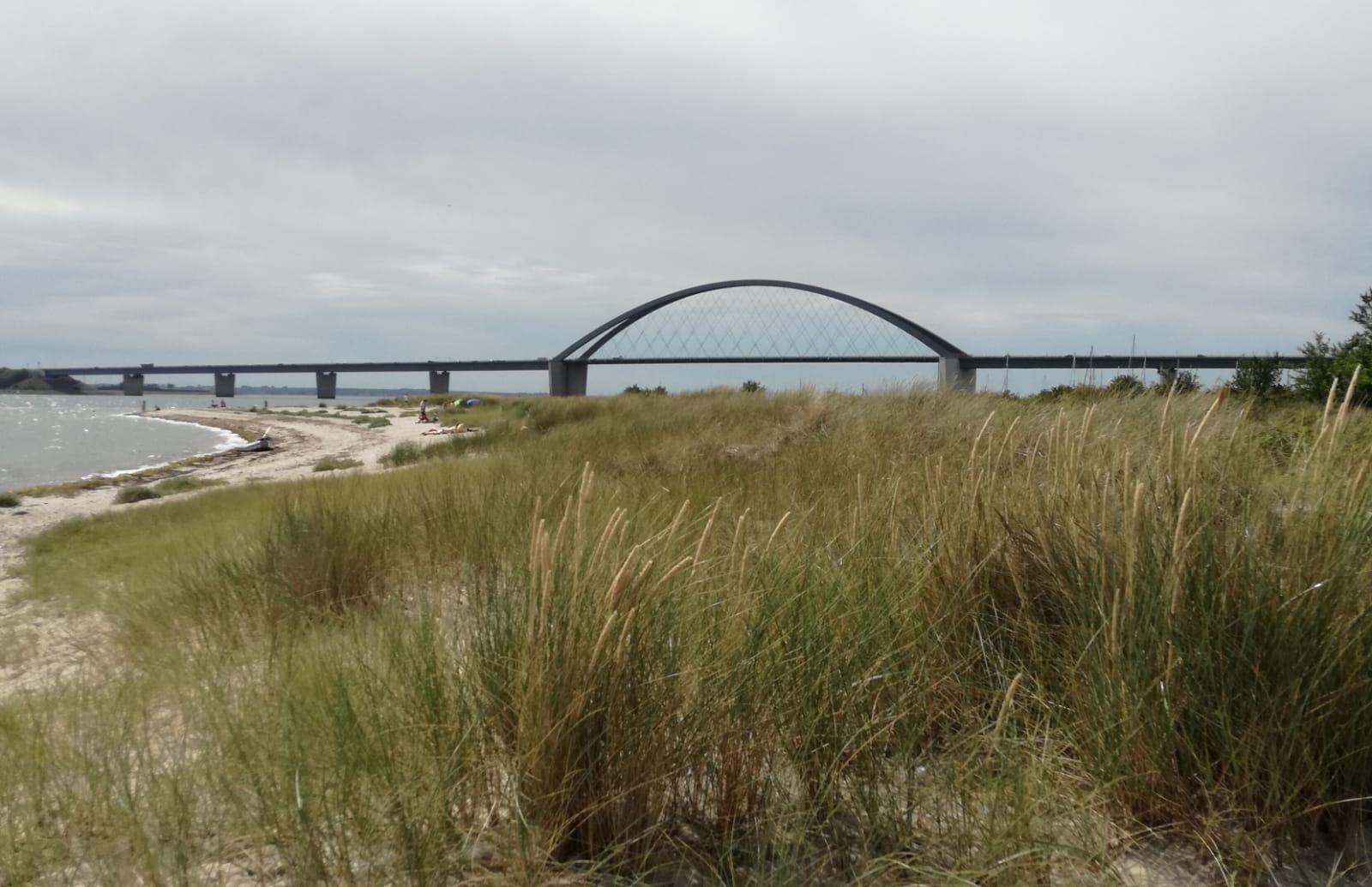 Sundbrücke vom Fehmarnsund