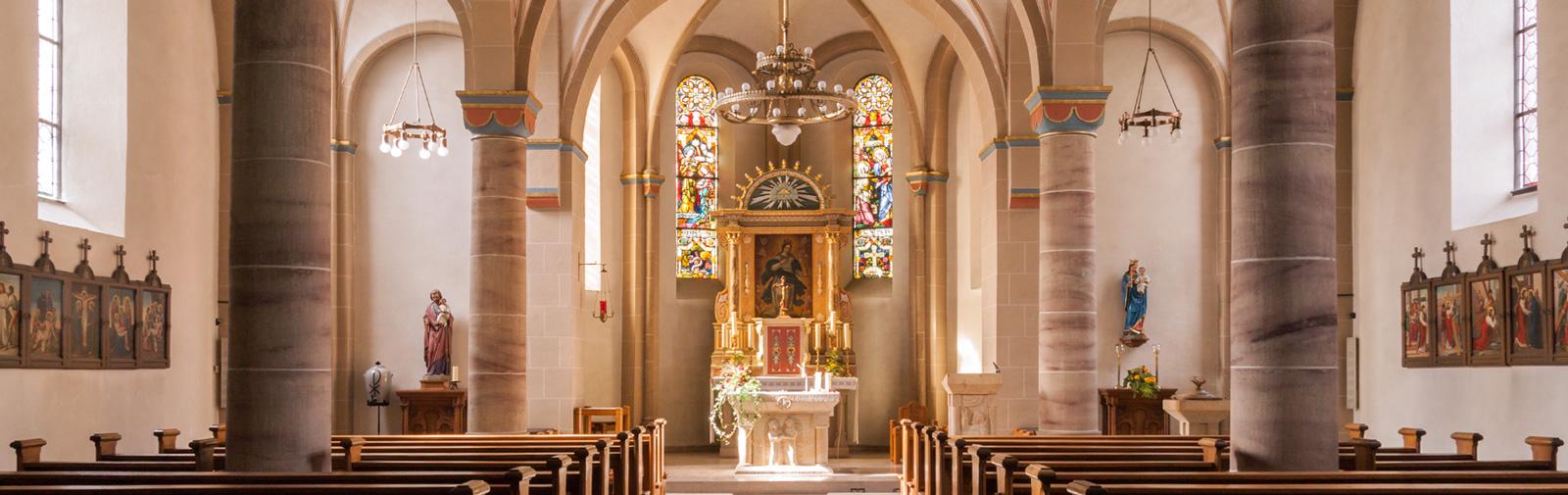 St. Marien Roflzen