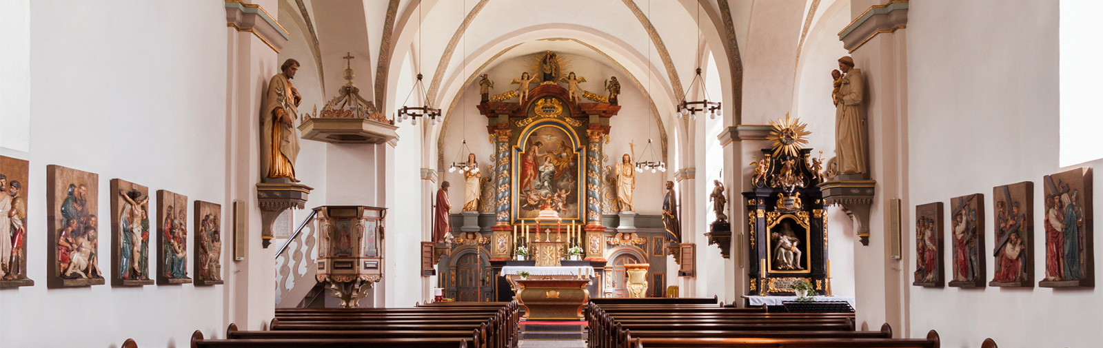 St. Johannes Baptist Vinsebeck