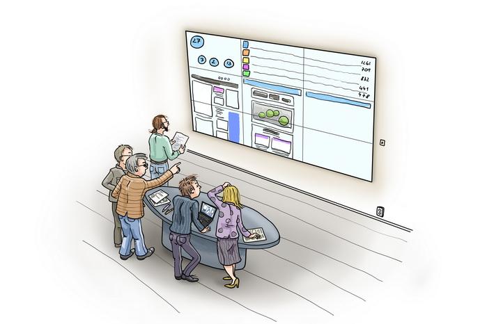 Digitale Betriebsführung für Kinder