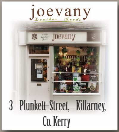 3 Plunkett, Street, Killarney, Co. Kerry, Ireland.