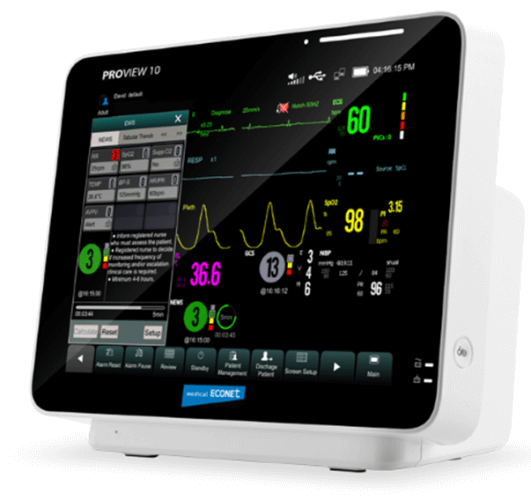medical ECONEt PROview 10""