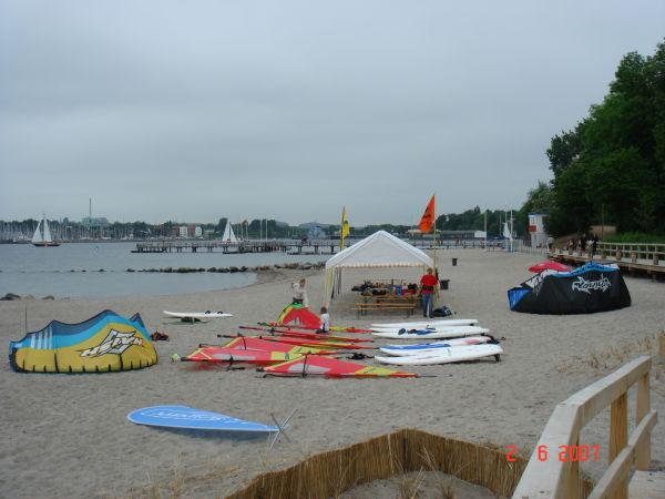 Neustadttreffen am Strandbad