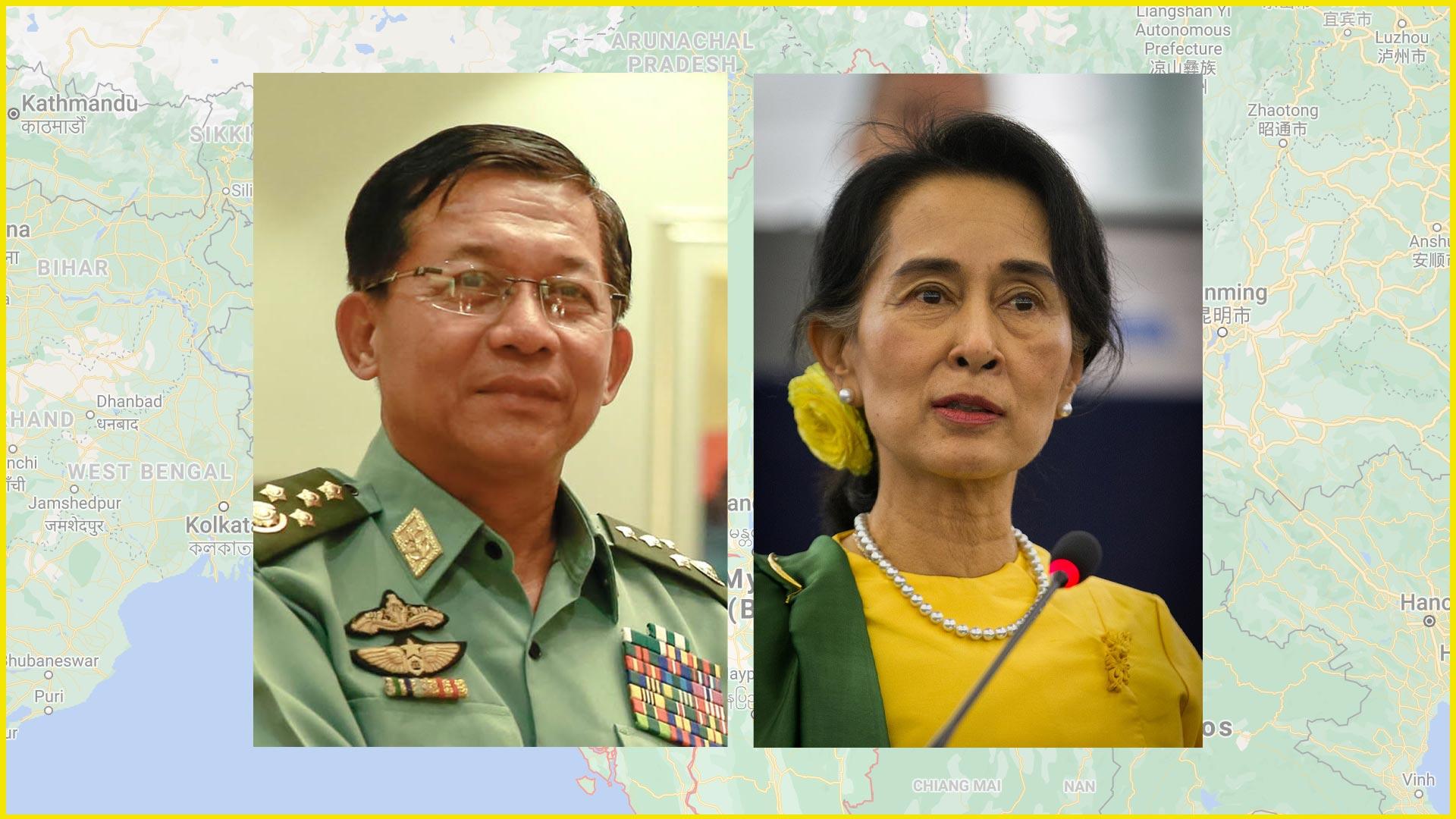 Myanmar. Zwischen Demokratie, ethnischer Säuberung und Militärregimen