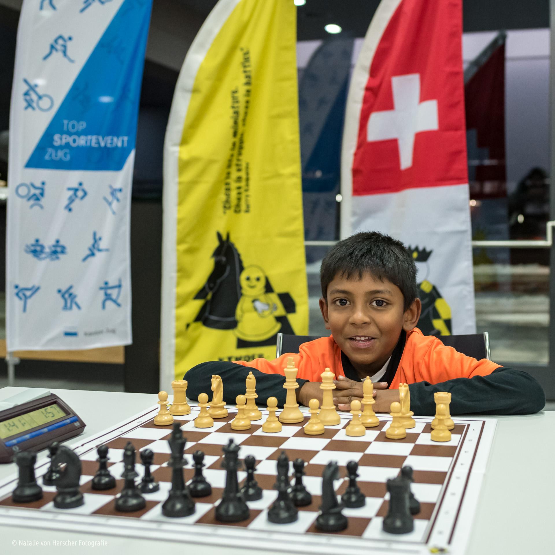 Vishak Chockalingam, U10