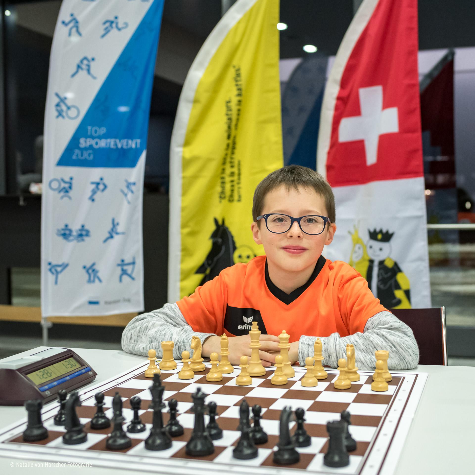 Raphael Gut, U10