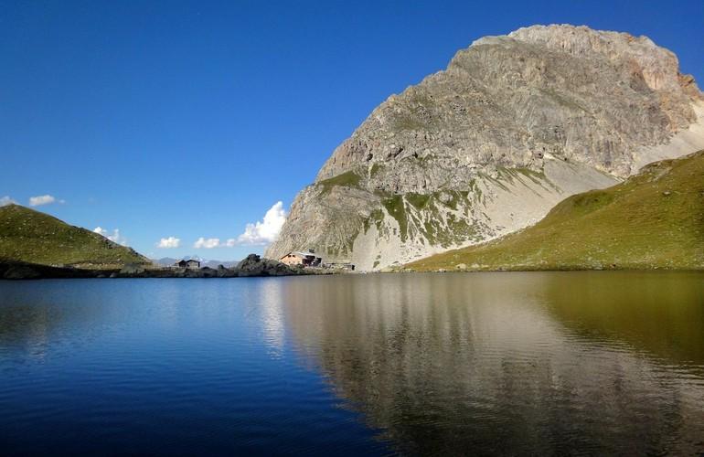 Obstanserseehütte | Foto: screenshot alpenvereinaktiv.com