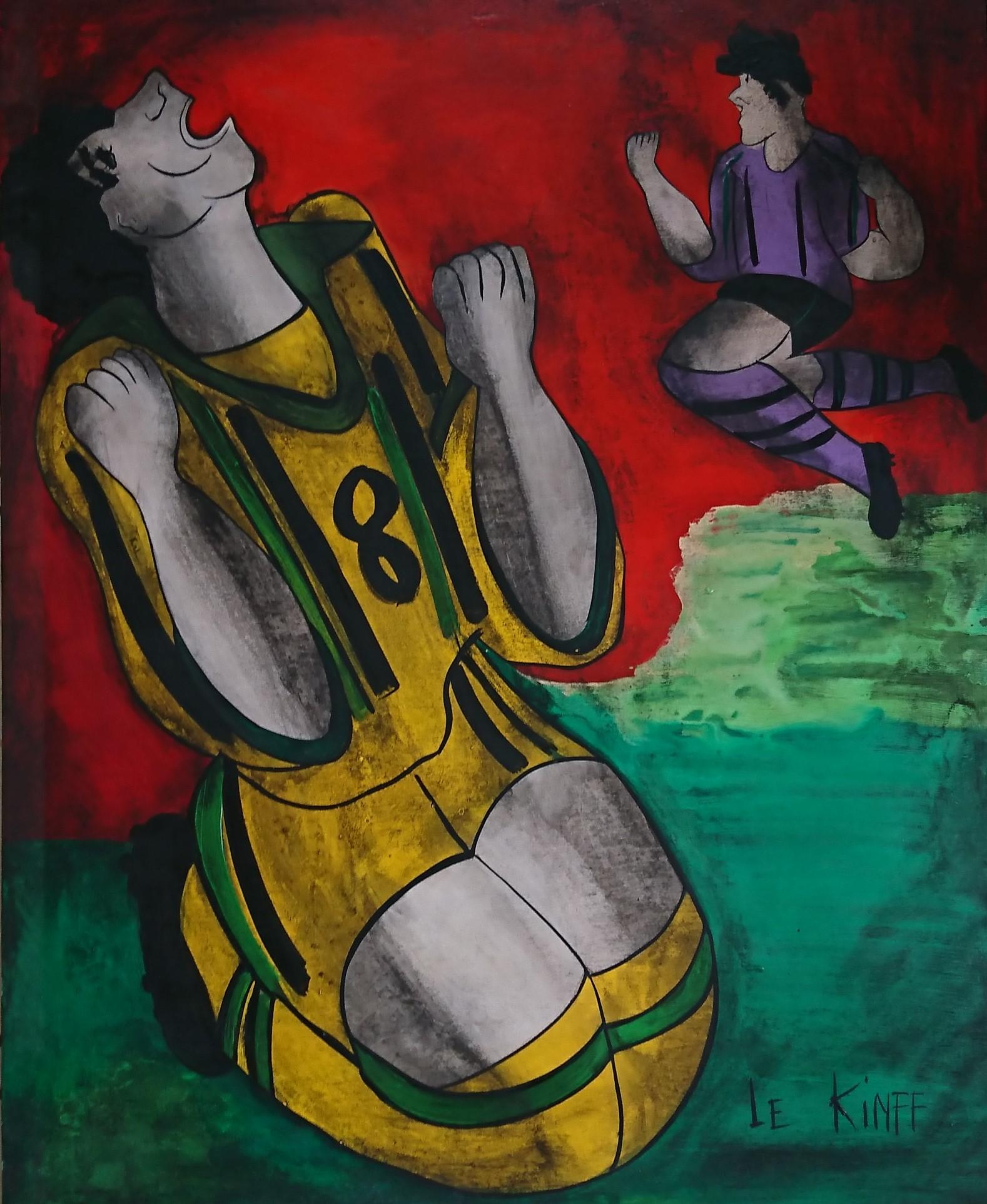 Victoire. 40F. wood. 1998