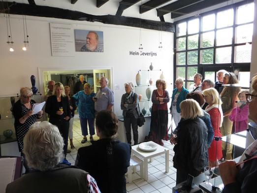 Maastricht, Holanda, 2013, Expo Galería Natascha Rieter, con P. Froehlich, H. Severijns + G + A Panten....