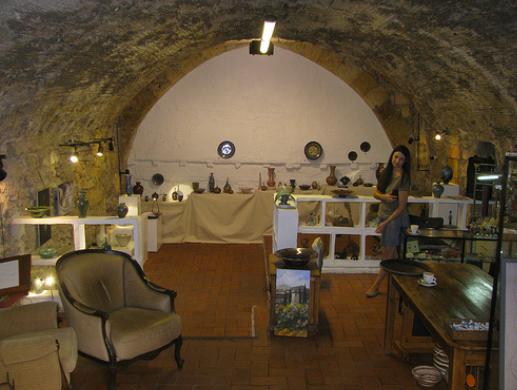 """Tarragona, España, Galería Tarraco, Expo """"Alquimia"""", 2013"""