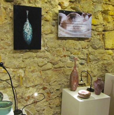"""Tarragona, Spain, Gallery Tarraco, Expo """"Alquimia"""",  2013"""