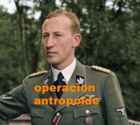 operacion antropoide