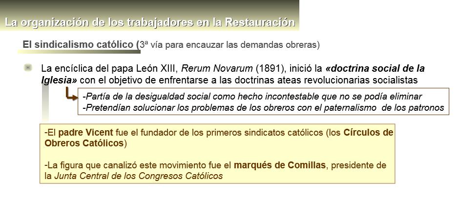 sindicalismo católico (enlace)