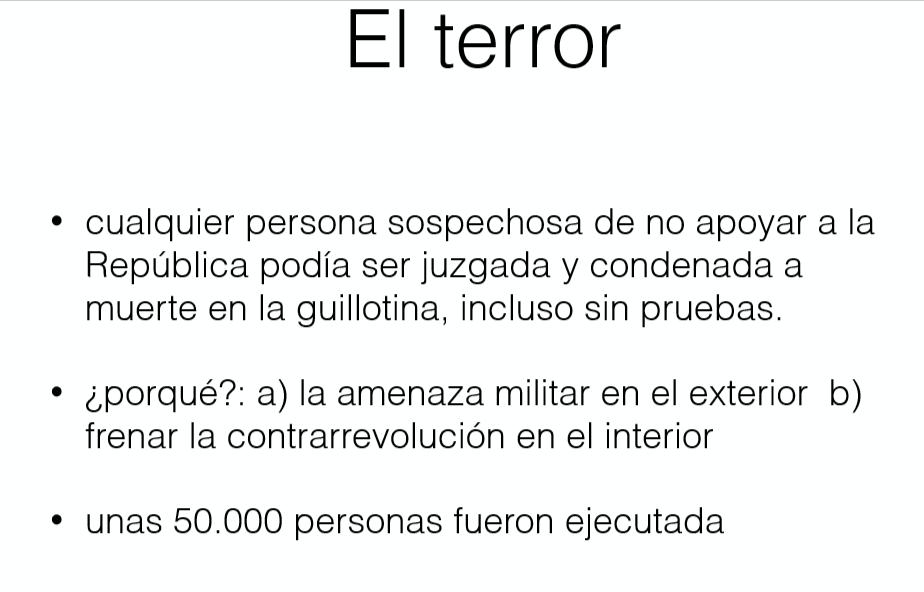 EL GRAN TERROR (video)