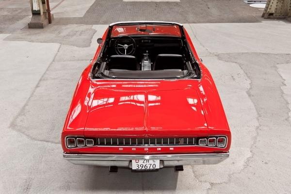 Dodge Coronet 500 Convertibel 1968