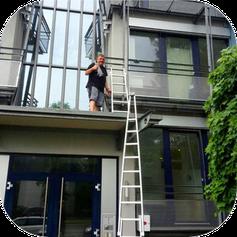 Erfahrung mit Glasreinigung und Fensterreinigung Meixner Fensterputzer