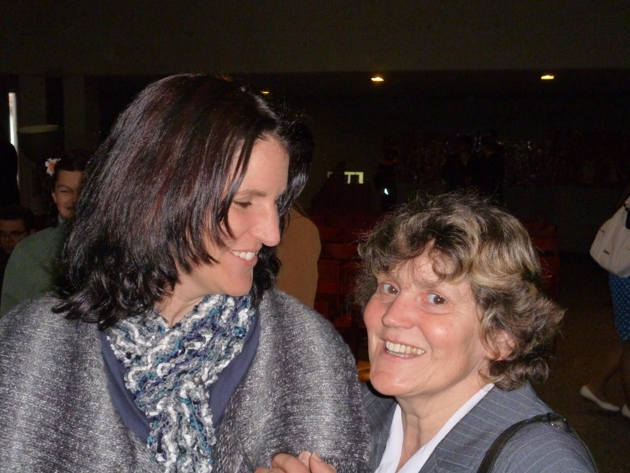 Mami mit Mami Dominik