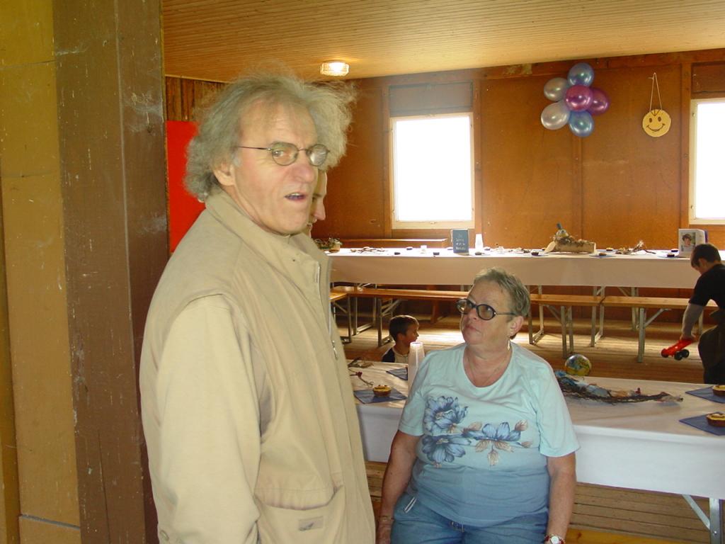 Jeki und Frau Ziefel