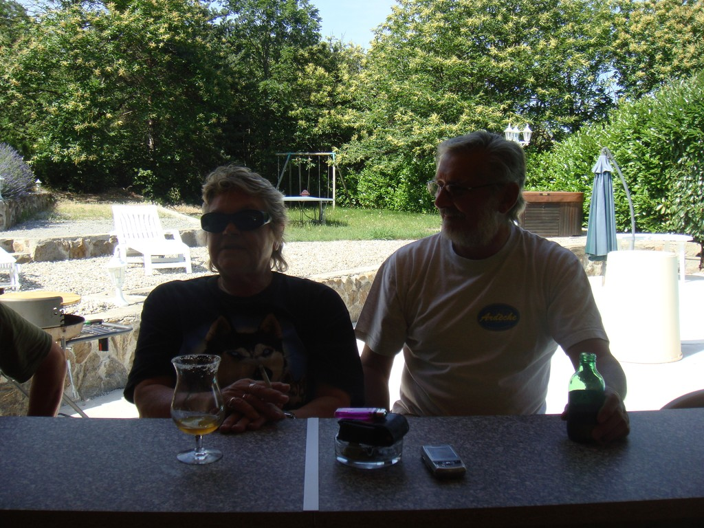 Sonia und Rudi