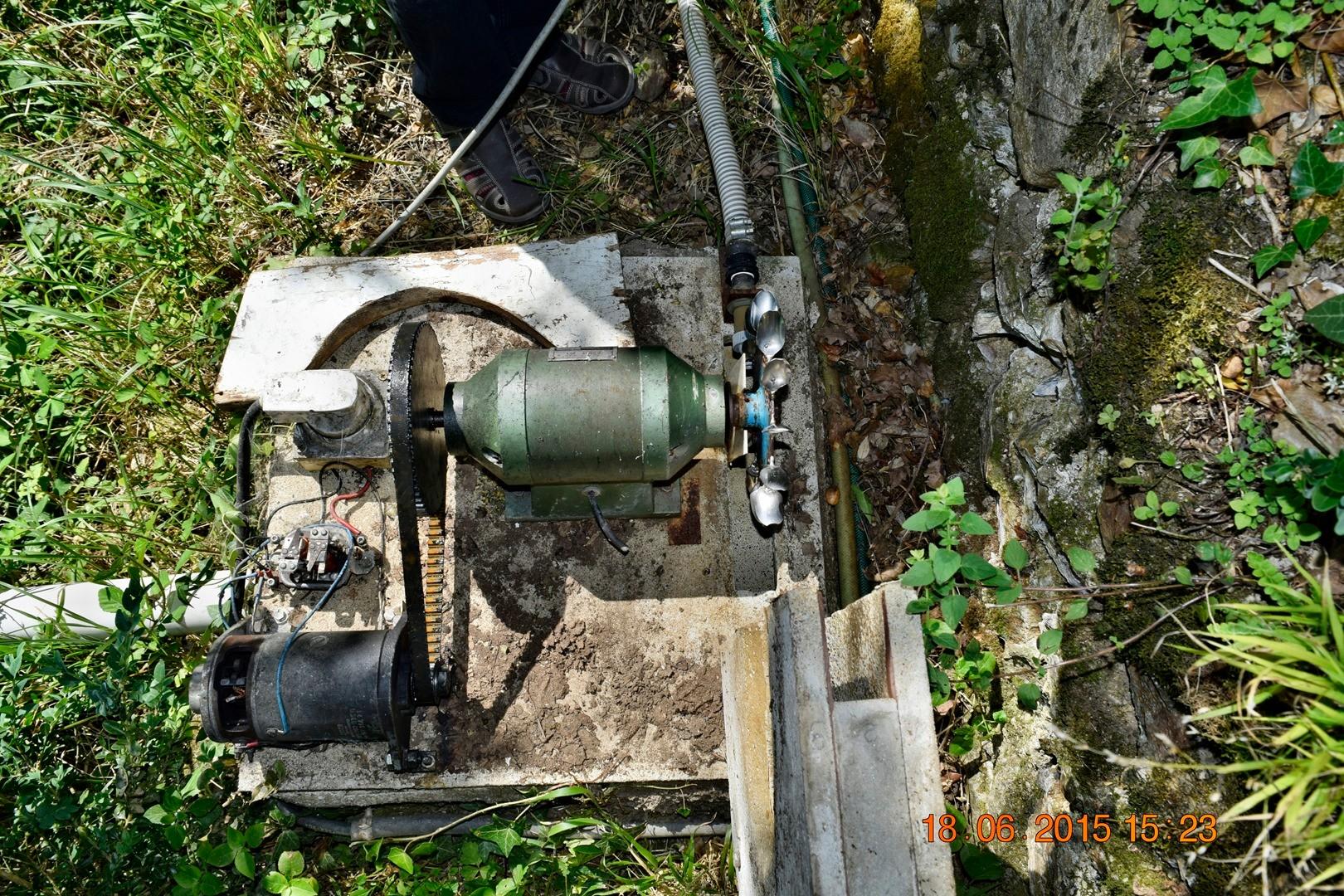 100 Watt-Kraftwerk
