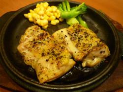 若鶏オーブン焼き
