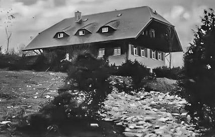 Wasserberghaus Nord-West Blick