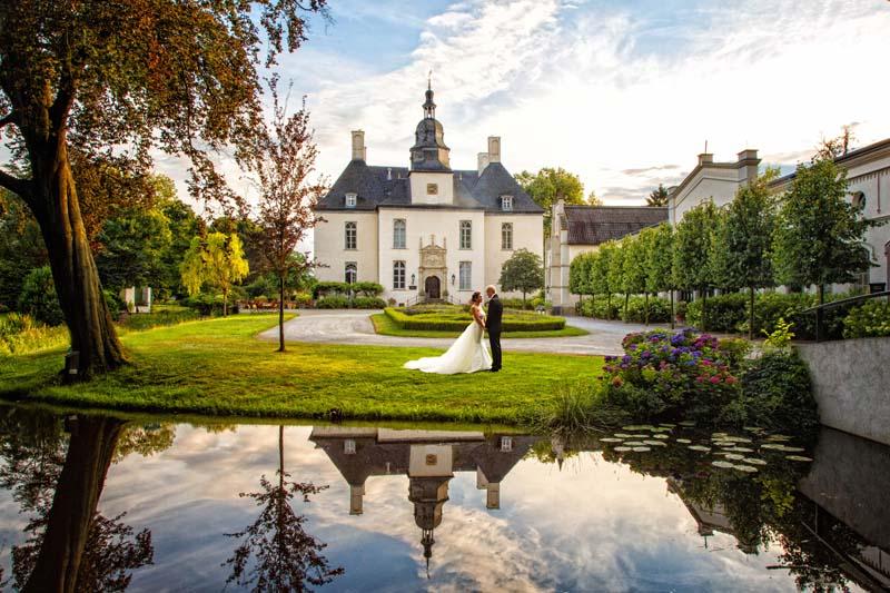 Bild von Matthias Richter mit freundlicher Genehmigung: Hochzeit auf Schloss Gartrop - einfach märchenhaft