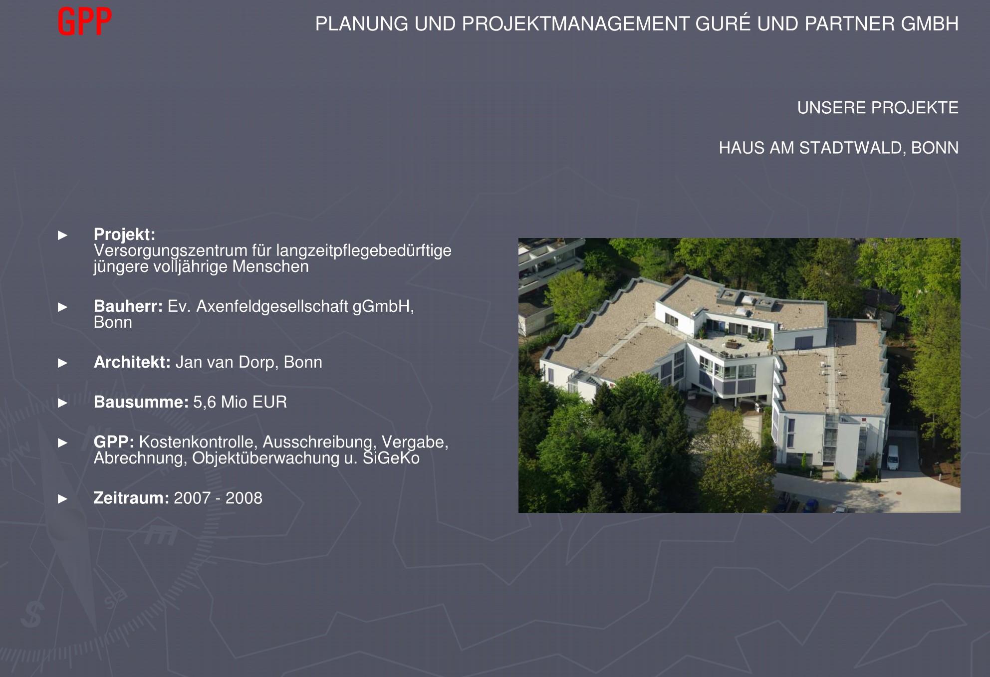 GPP: Kostenkontrolle, Ausschreibung, Vergabe, Abrechnung, Objektüberwachung u. SiGeKo