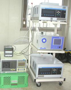 環境大気測定装置(室内)