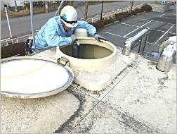 簡易専用水道検査