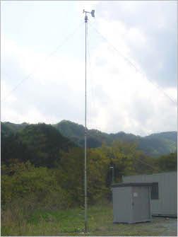 風向風速測定装置