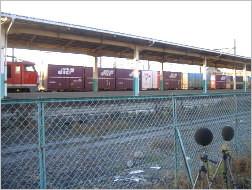 騒音調査(鉄道)