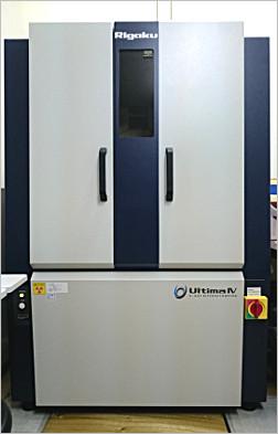X線回析装置外観