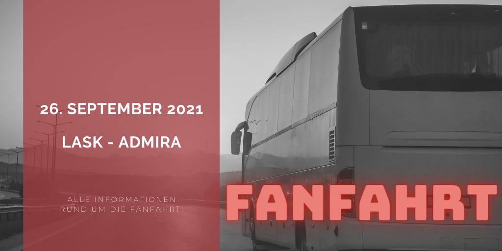 Auswärtsfahrt nach Pasching am 26. September 2021